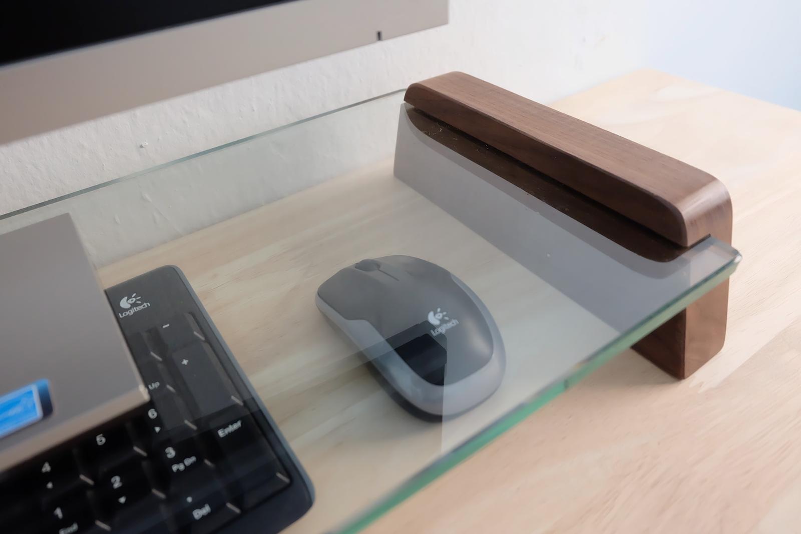 ที่วางจอคอมพิวเตอร์ รุ่น kk stand มุมขวา