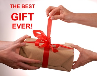 ของขวัญที่ดีที่สุด!